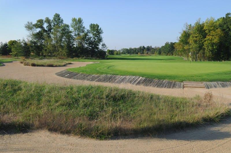 Courtesy Photo / gvsu.eduThe Meadoes Golf Course