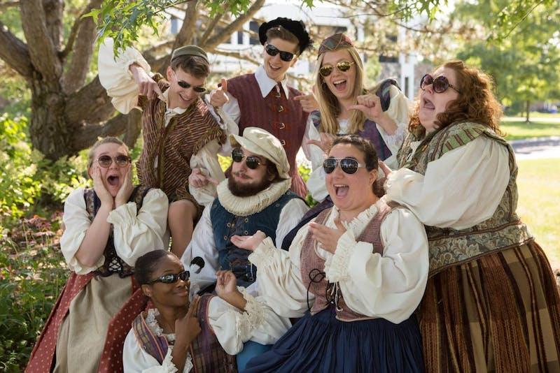 Courtesy / GVSU Shakespeare Festival