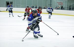 DII hockey vs. Rochester College