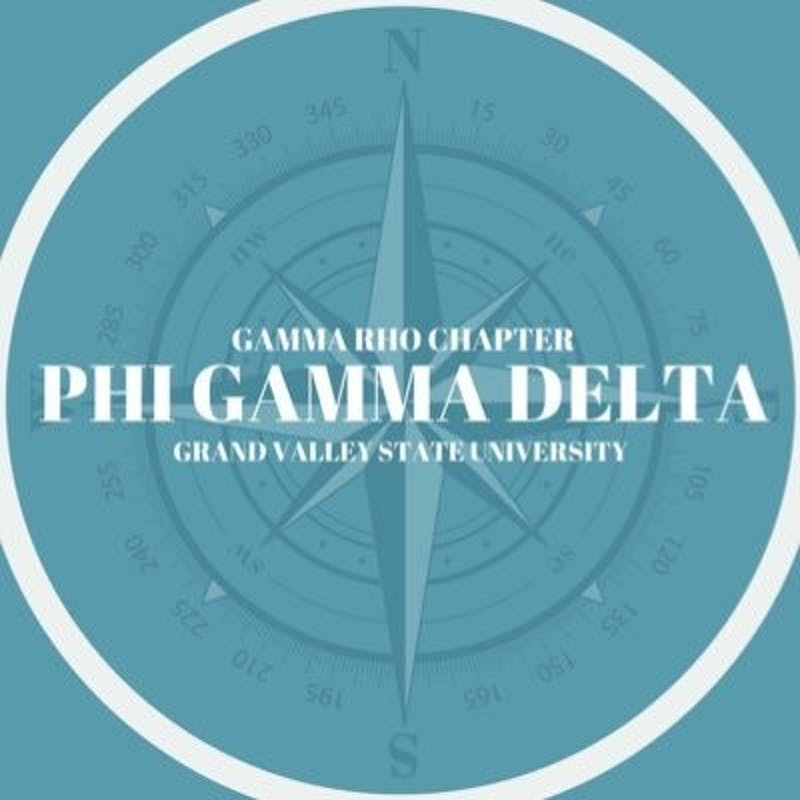 Phi Gamma Delta at GVSU. Courtesy / Phi Gamma Delta twitter