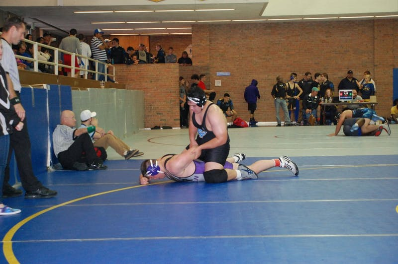 GVL / Courtesy - Katie Haynes43- Miguel Correa, HWT against Lincoln College opponent
