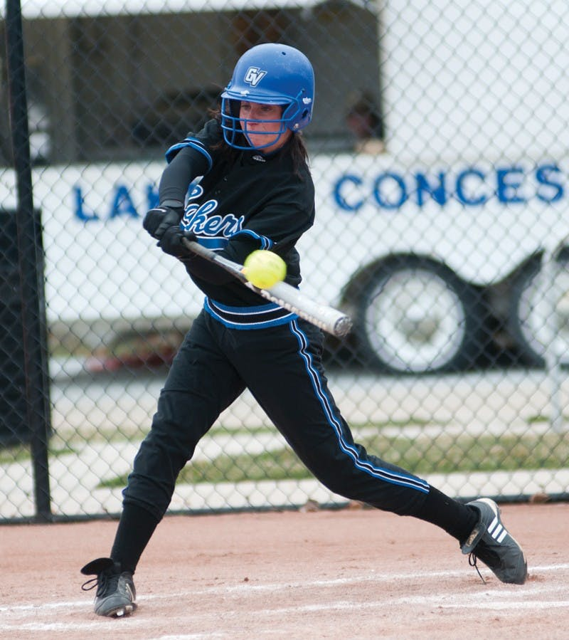 GVL / Archive  Junior softball player Nellie Kosola.