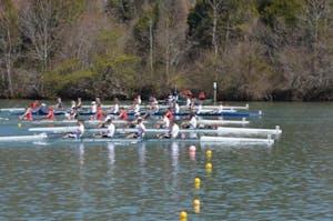 Courtesy / Carey Mankins  GVSU Rowing