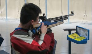 GVL / Courtesy - GVSU Shooting Club