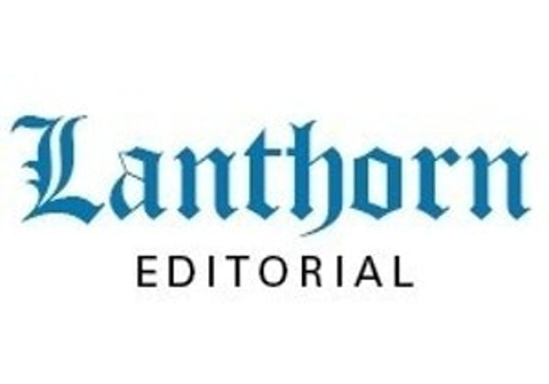GV Lanthorn Editorial