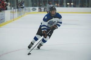 DII hockey vs. Ferris