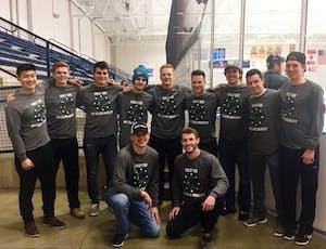 GVL / Courtesy - GVSU D3 Hockey Twitter account
