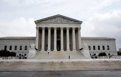 The Supreme Court of the United States in Washington, D.C., on Sept. 25, 2018