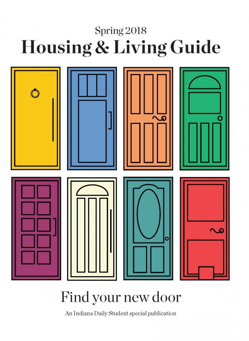 Housing & Living Guide Spring 2018