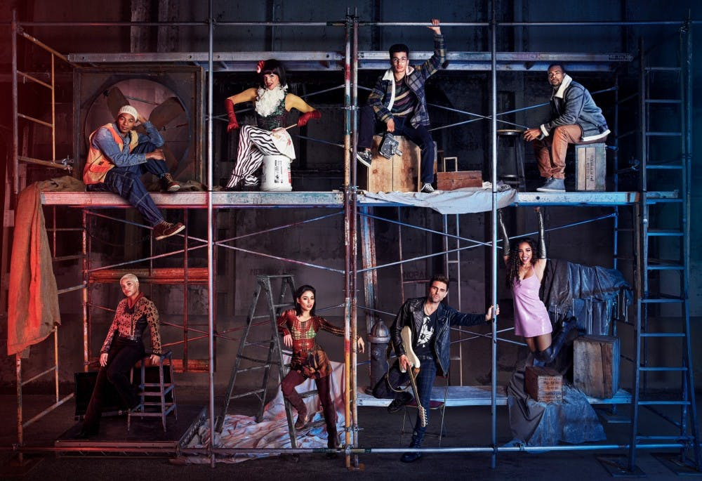 """""""Rent: Live"""" was broadcast by Fox on Jan. 27. It is a partially live production of the 1996 Tony Award-winning musical """"Rent."""""""