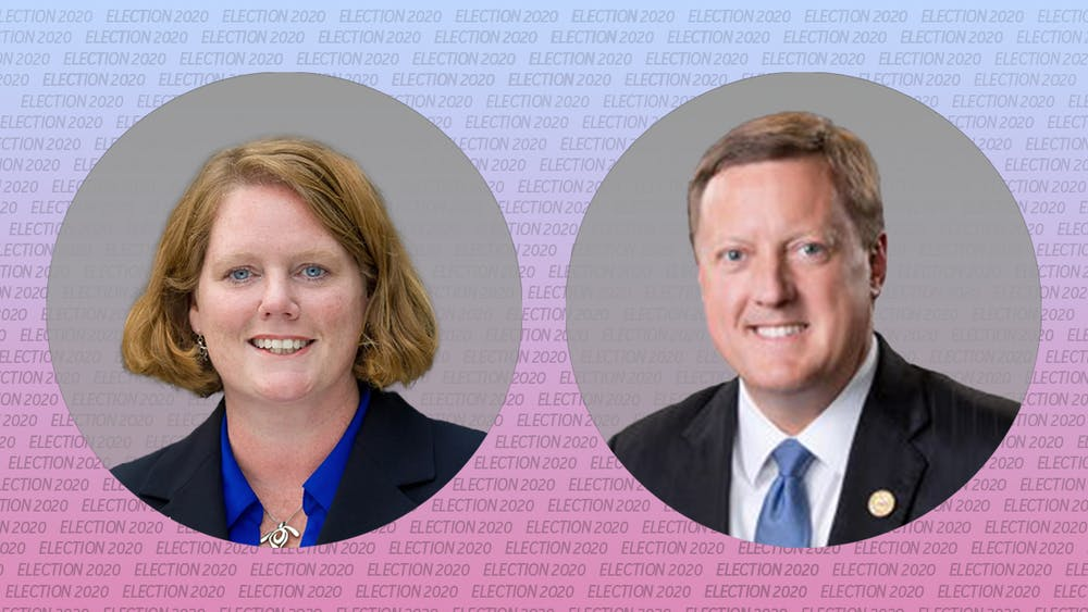No winner has been called in the Indiana state senate race in District 44.