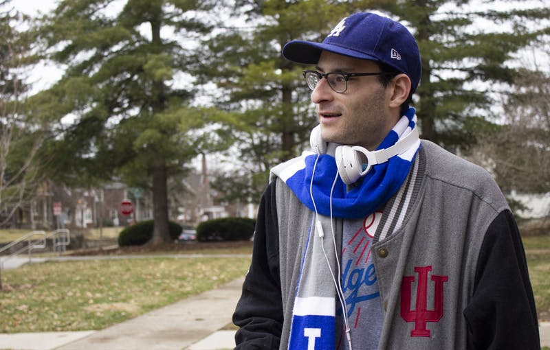 """<p>Senior Abe Shapiro was diagnosed with Asperger&#x27;s syndrome around first grade. Now, Abe is about to graduate with a bachelor's degree from IU. """"The main thing is to not let it define you,"""" he said. """"At the end of the day, we're all human.""""</p>"""