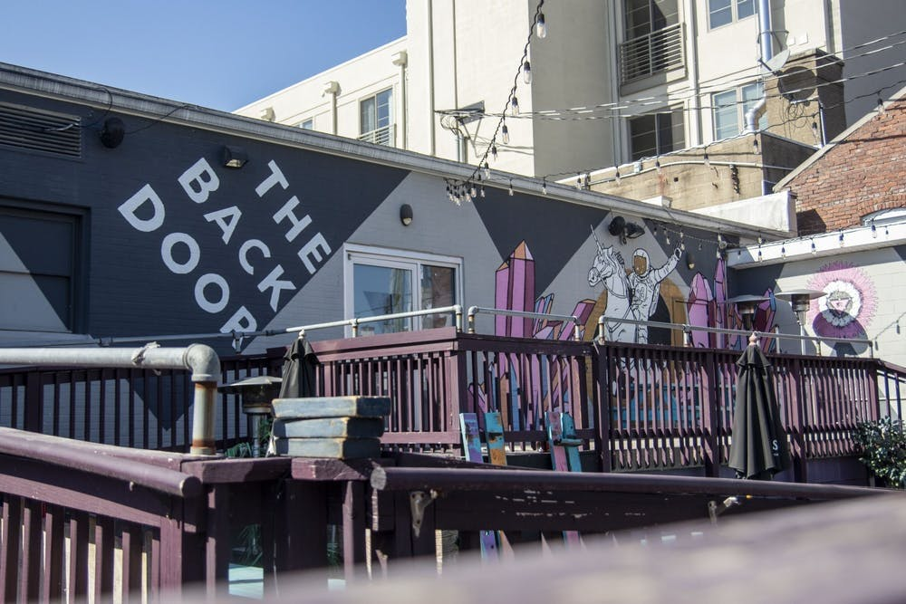 <p>The Back Door, a Bloomington nightclub, will be reopening Saturday after temporarily closing due to the COVID-19 pandemic.</p>