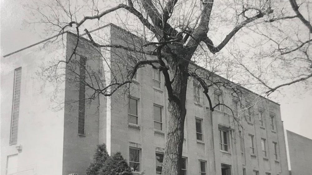 The Kohr Hospital Building is part of  IU Health Hospital in Bloomington.The council recommended Wednesday night that the building be designated a historical district.