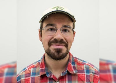 Daniel Bingham is running for the Bloomington City Council's District 2 seat. Bingham's main focuses, if elected, would be addressing climate change in Bloomington and providing more affordable housing in the community.