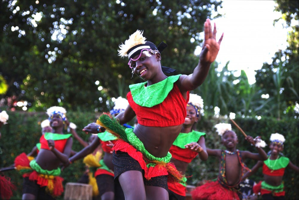 """<p>""""Dance of Hope"""" will bring African music, dances by Ugandan children and colorful costumes to Bloomington at 7 p.m. March 29, at the Monroe County Public Library. The performers of Dance of Hope are children ranging in age from 9 to 17, many of whom live in the M-Lisada orphanage<ins>,</ins> in Kampala, Uganda.&nbsp;</p>"""