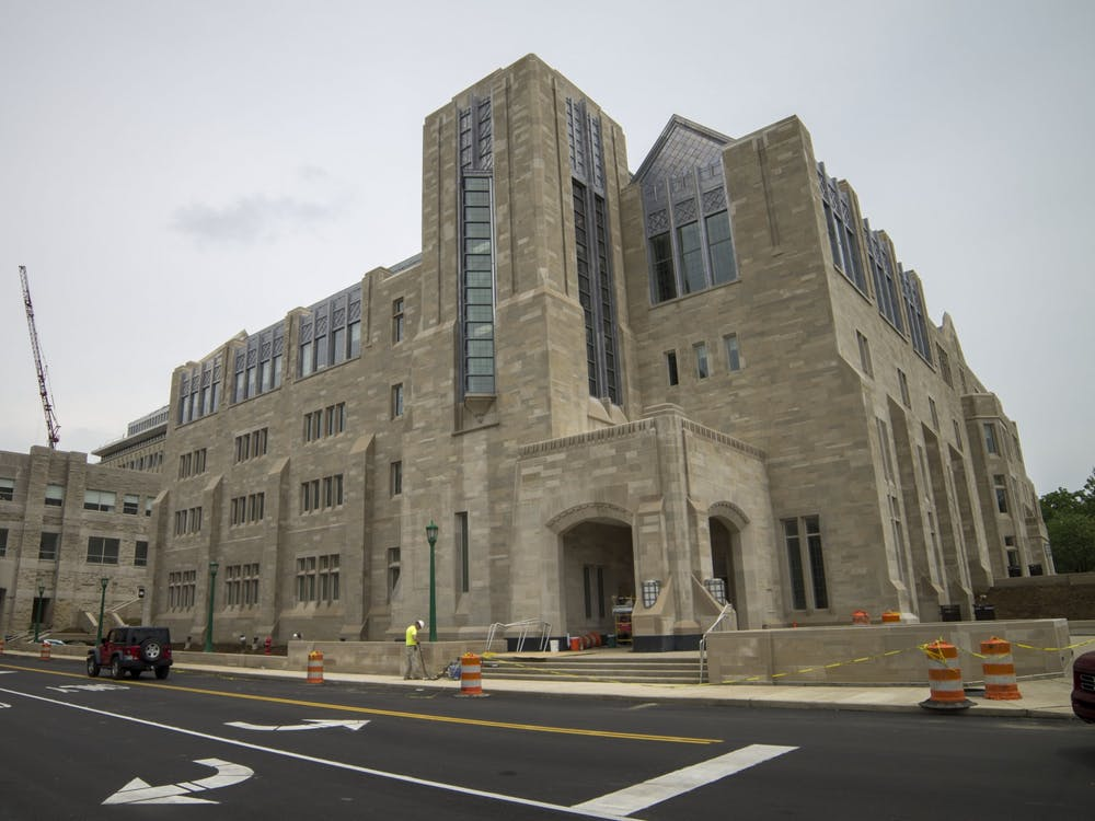 The Kelley School of Business is located in Hodge Hall at 1275 E. 10th St. MBA candidate Casey Bufford created a petition outlining changes for the Kelley School of Business to make to increase diversity and inclusion.