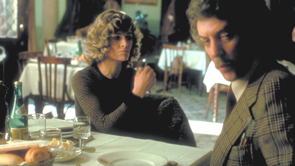 """Julie Christie and Donald Sutherlandstar in Nicolas Roeg's 1973 horror masterpiece """"Don't Look Now."""""""