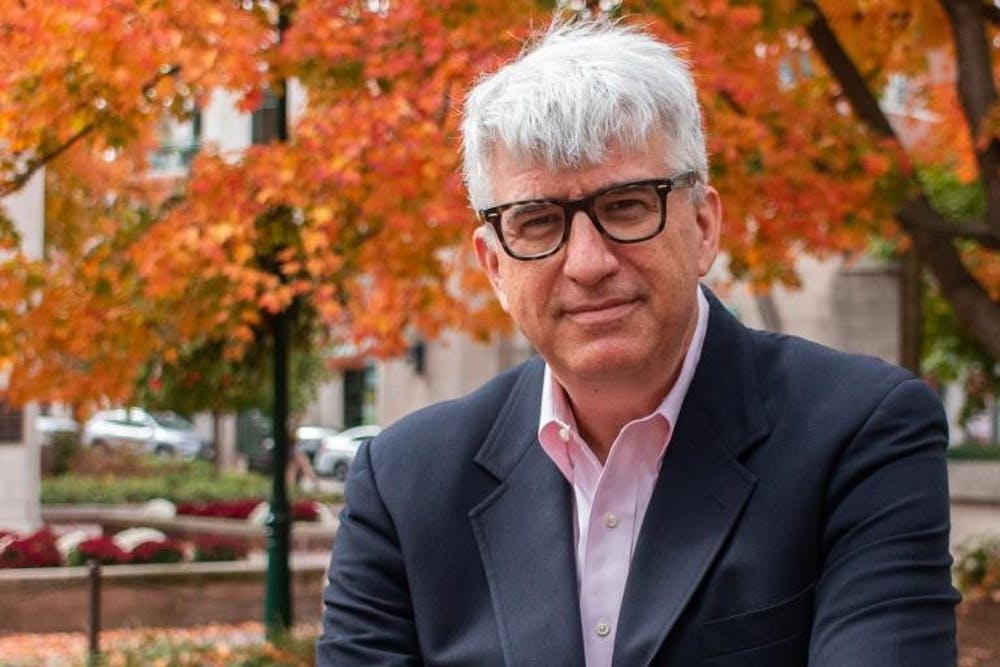 <p>James Shanahan, dean of the Media School at IU, will step down July 31. Under Shanahan&#x27;s leadership, the Media School moved to the newly renovated Franklin Hall, created academic undergraduate and graduate programs and assembled multiple media-related research centers.</p>