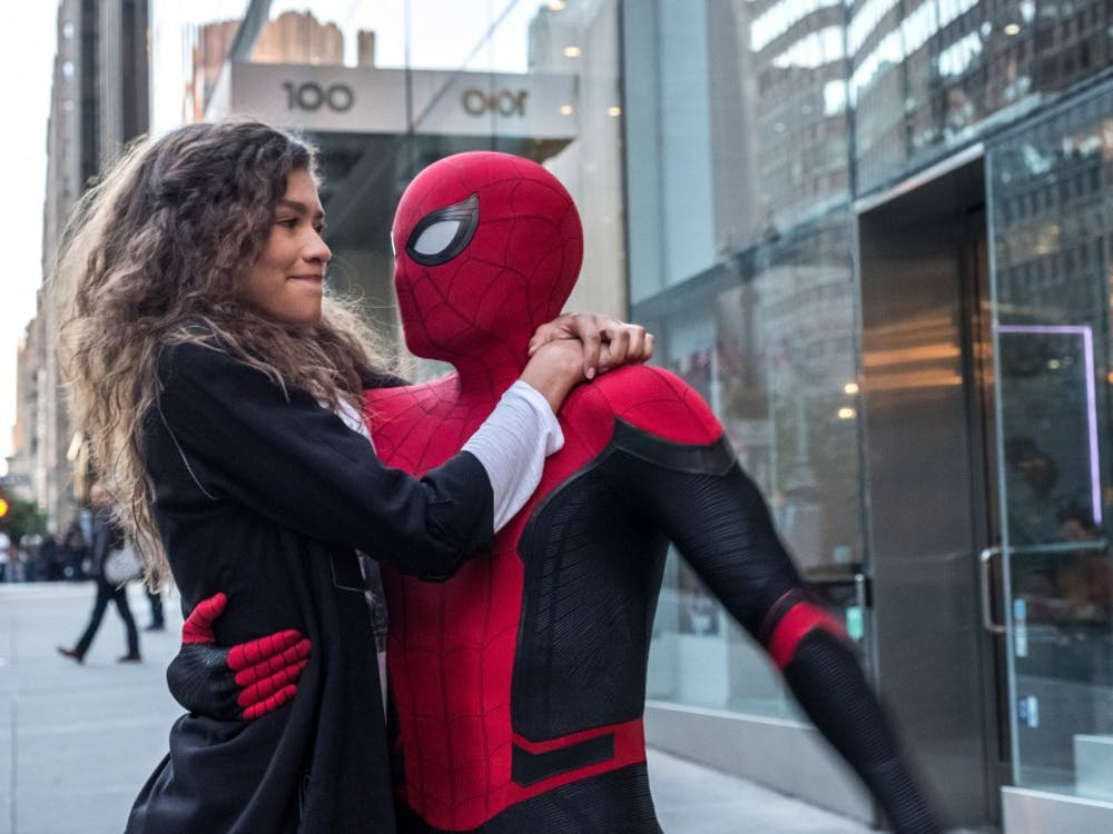 Spider-Man: Far From Home stars Tom Holland and Zendaya and released in theaters July 7. The film follows Peter Parker and his friends on a summer trip to Europe.
