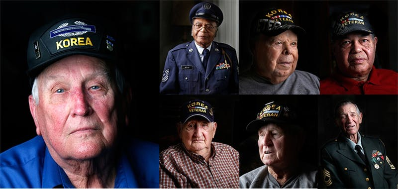 Forgotten War, Unforgotten Soldiers