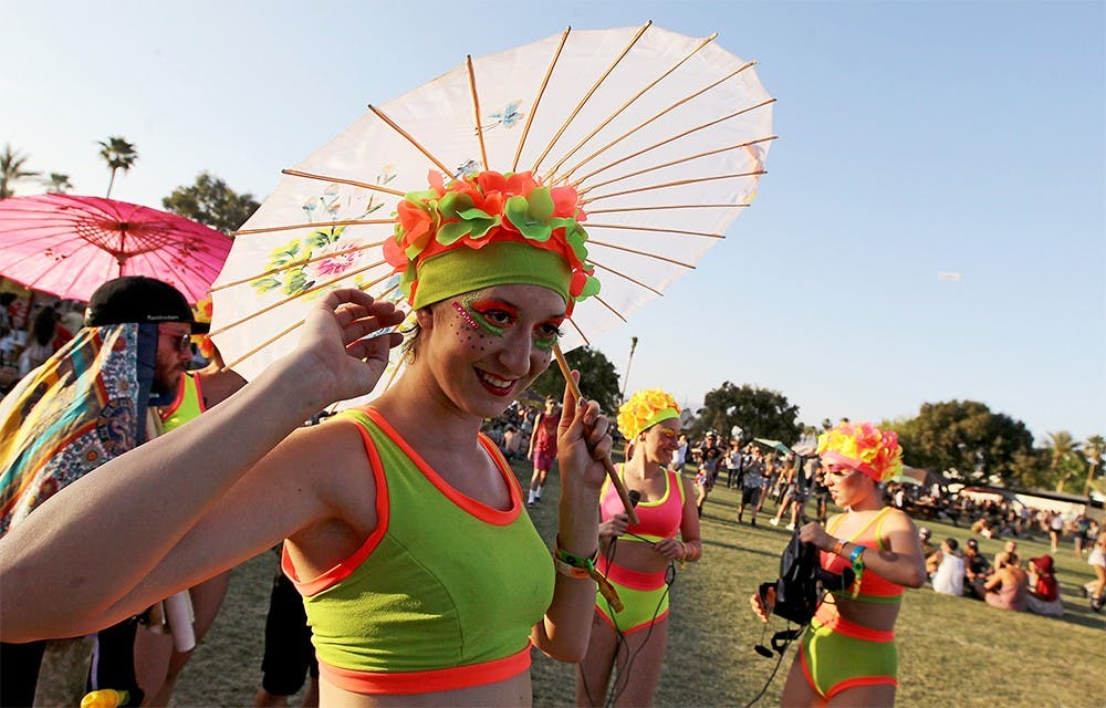 Coachella reflects counterculture in style, but not spirit
