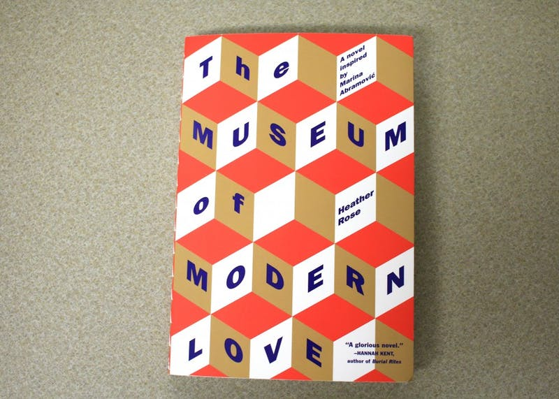"""The Museum of Modern Love"" was written by Heather Rose."