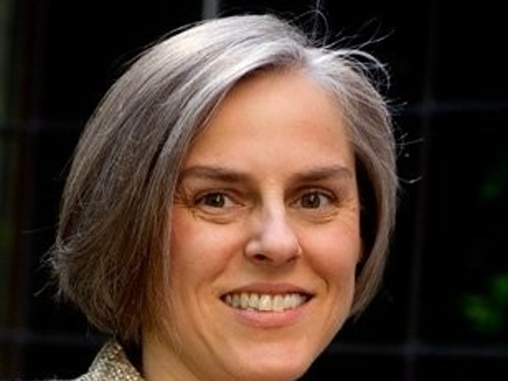 IU law professor Dawn Johnsen smiles for a photo. Johnsen has been named to President-elect Joe Biden's transition team.