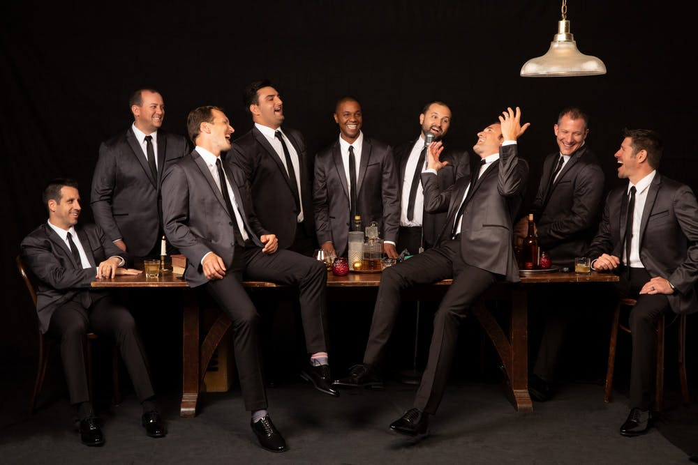 <p>The IU Auditorium will present a Facebook live performance by Straight No Chaser tomorrow, May 28 at 8 p.m. EST. It is one of a series of Facebook events done by the IU Auditorium since the beginning of quarantine.</p>