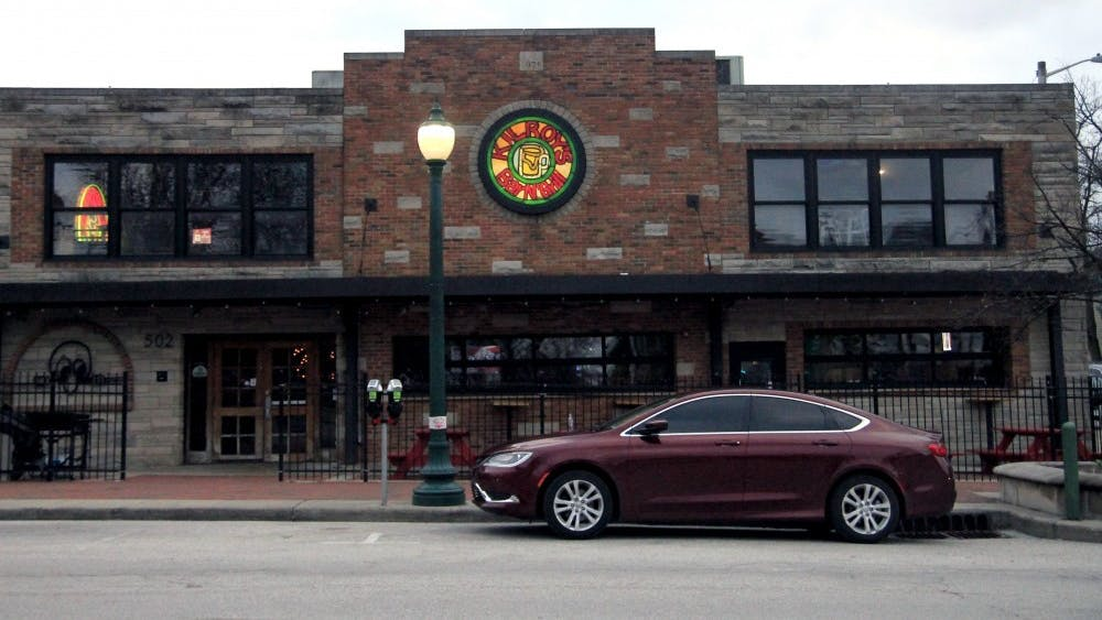 Kilroy's on Kirkwood is located at 502 E. Kirkwood Ave. The Monroe County Alcoholic Beverage Board voted Aug. 7 to renew the bar's alcohol license for one year.
