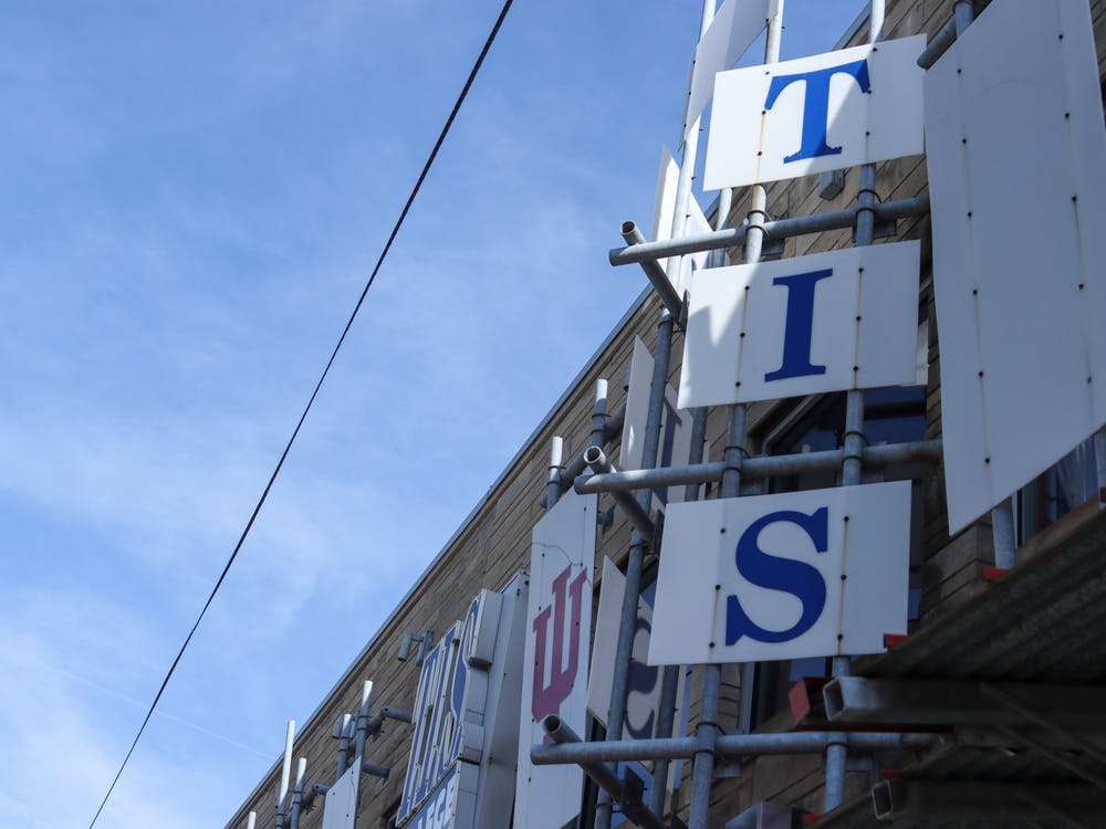 T.I.S. College Bookstore is located at 1302 E. 3rd St. Along with textbooks, T.I.S. also sells a variety of IU merchandise.
