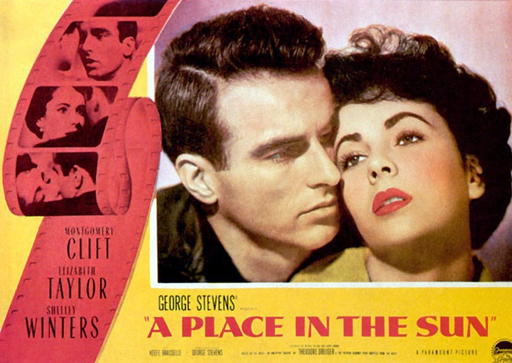 "<p>Montgomery Clift starred in the 1951 film ""A Place in the Sun."" IU Cinema will screen ""Making Montgomery Clift"" at 7 p.m. Jan. 28.&nbsp;</p>"