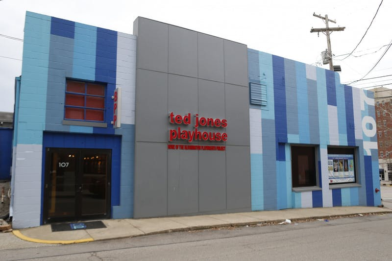 "The Ted Jones Playhouse is located at 107 W. 9th St. in Bloomington. The nonprofit, Stone Belt's ""I Am You"" concert will be performed at 7 p.m. Feb. 21-22 at the playhouse."