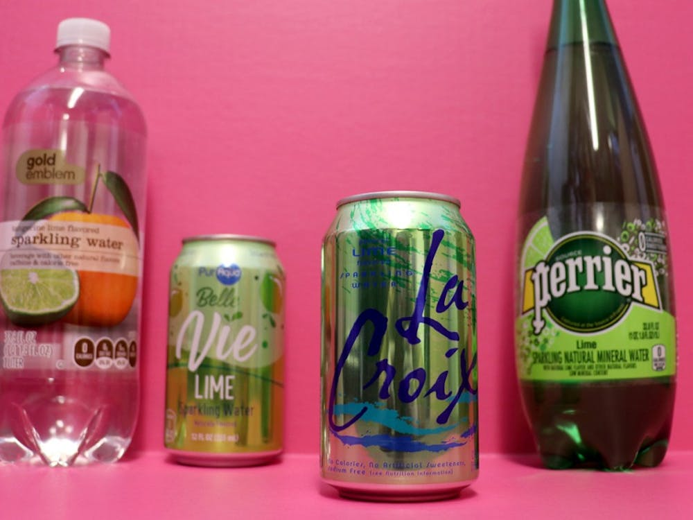LaCroix may be the most popular sparkling water in the United States, but it has stiff competition.