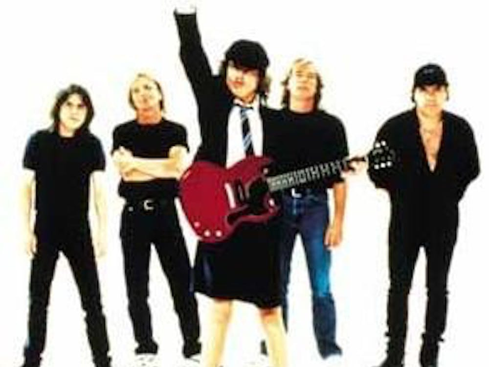 It seems that AC/DC are just too far past their prime.