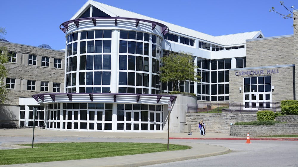 Bloomington High School South is one of multiple buildings in the Monroe County Community School Corporation. The school corporation has begun the process of replacing Superintendent Judy Demuth following her upcoming retirement.
