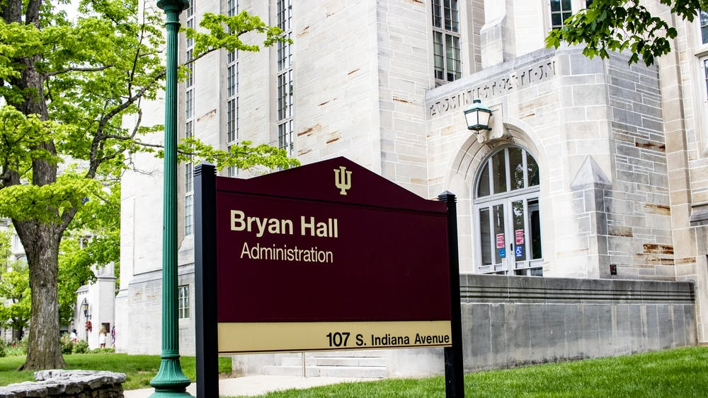 The Title IX office resides in Bryan Hall on Indiana Avenue.