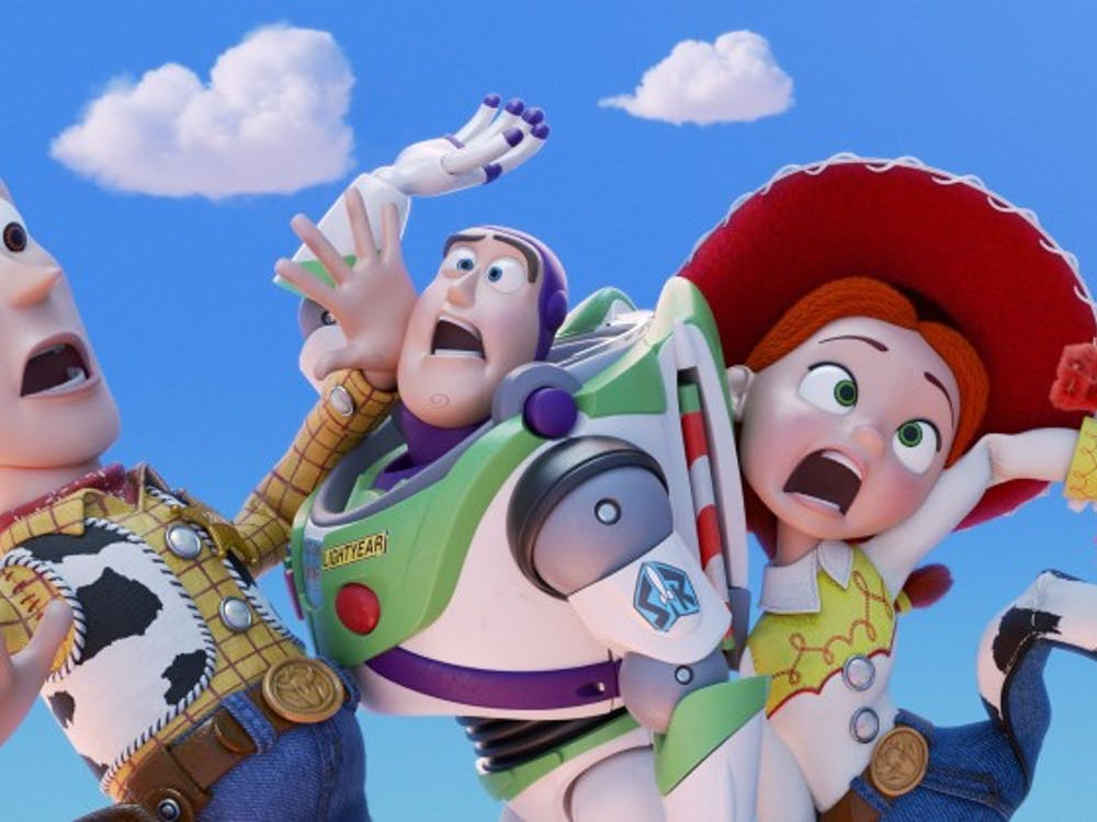 """""""Toy Story 4"""" was released July 20 and stars Tom Hanks, Tim Allen and Annie Potts. The film stars a new toy called """"Forky."""""""