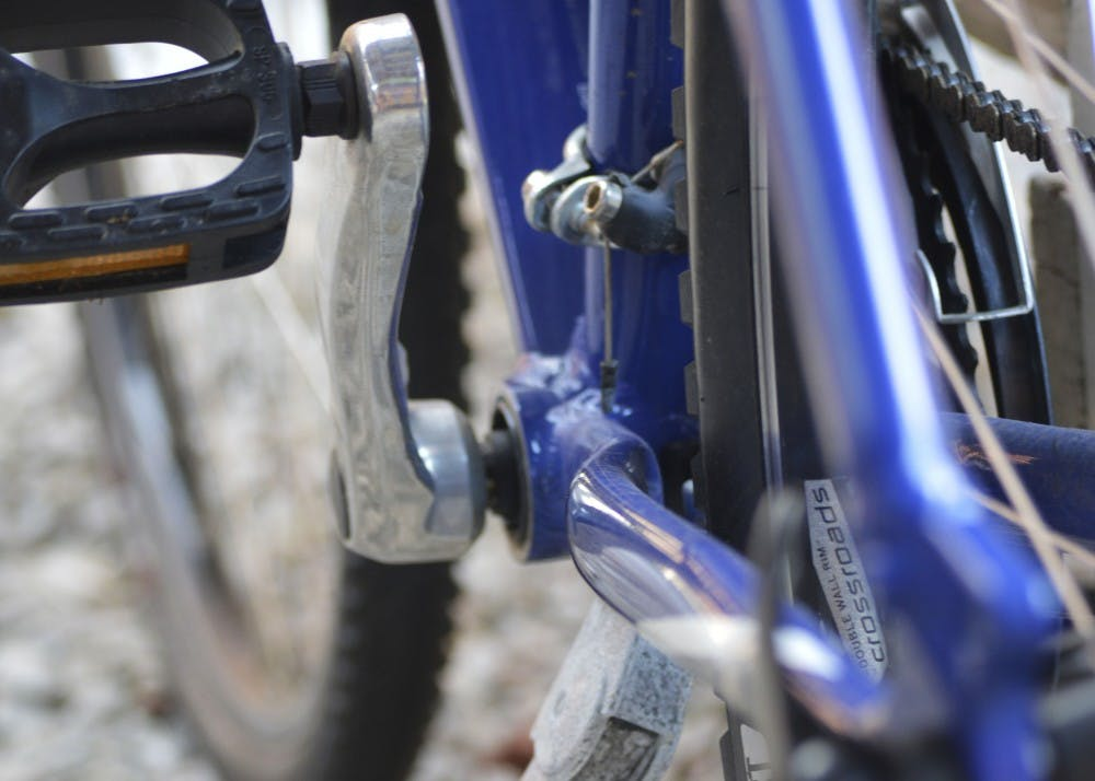 Number of bike thefts increases as semester starts - Indiana