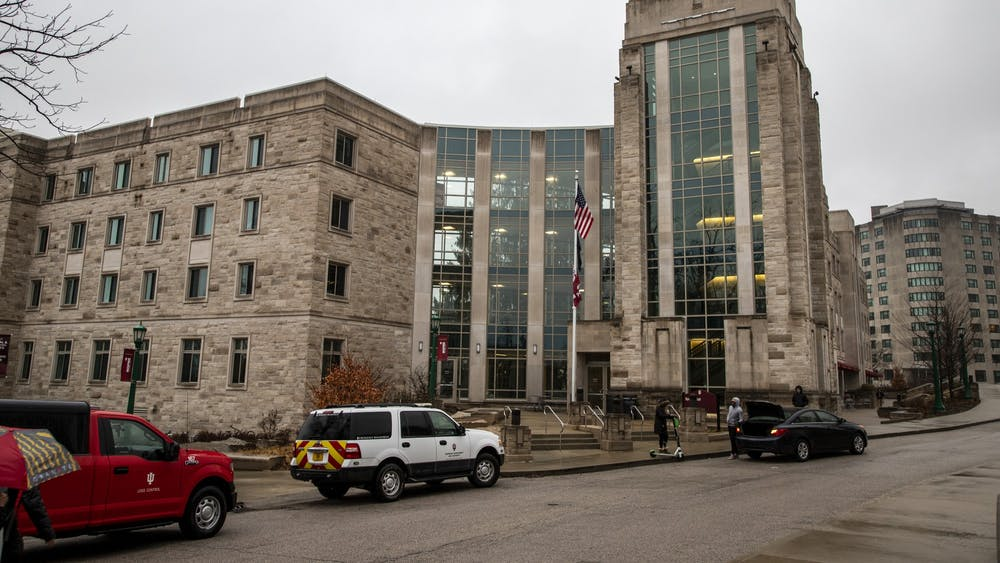 Most IU students living in the Inspire Living-Learning Center in Spruce Hall are quarantined either in Ashton Center or at home after a resident tested positive for COVID-19 on Saturday.