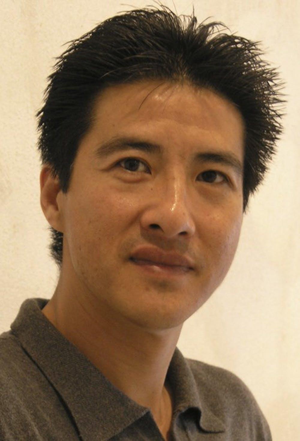 <p>Former IU Jacobs lecturer Guoping Wang</p>