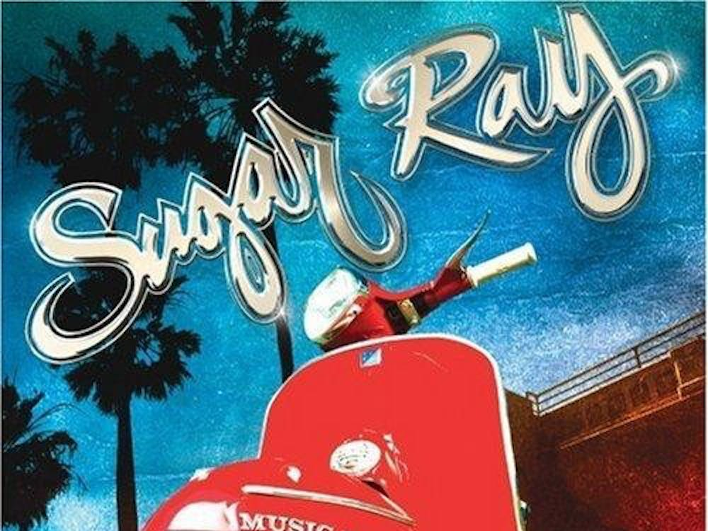 """Sugar Ray's latest album """"Music From Cougars."""""""