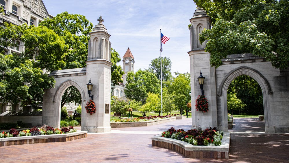 The Sample Gates on June 14. Jeremy Morris of Indianapolis and Donna Spears of Richmond were elected by IU alumni to the Board of Trustees, according to a press release from the university Wednesday.