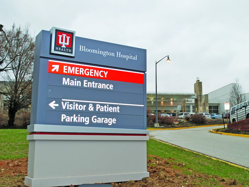 IU Health is located at 601 W. Second St. IU Health and Monroe County COVID-19 vaccine distribution sites are closed Monday due to incoming weather.