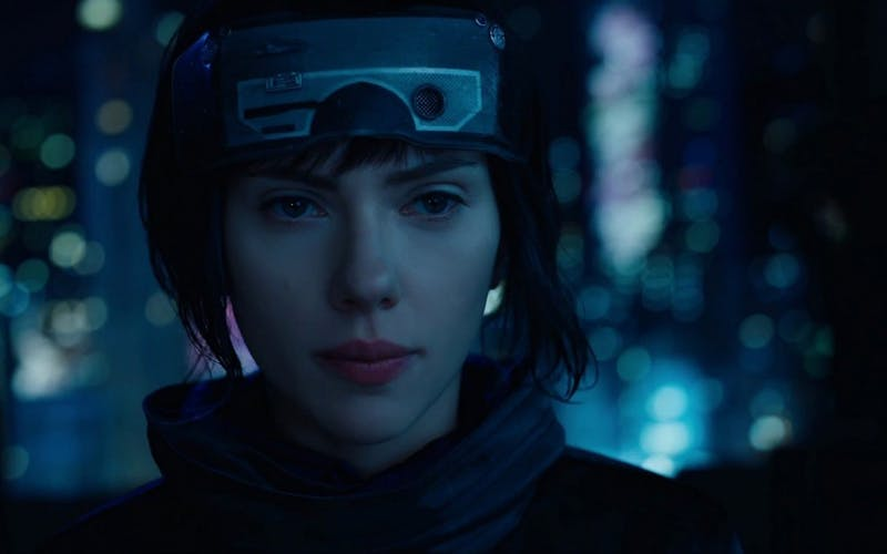 Ghost In The Shell Review Post Racism An Excuse For Asian Erasure Indiana Daily Student