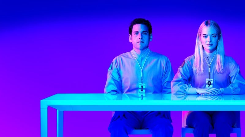"""""""Maniac"""" is an American drama miniseries on Netflix. It was released Sept. 21, 2018."""