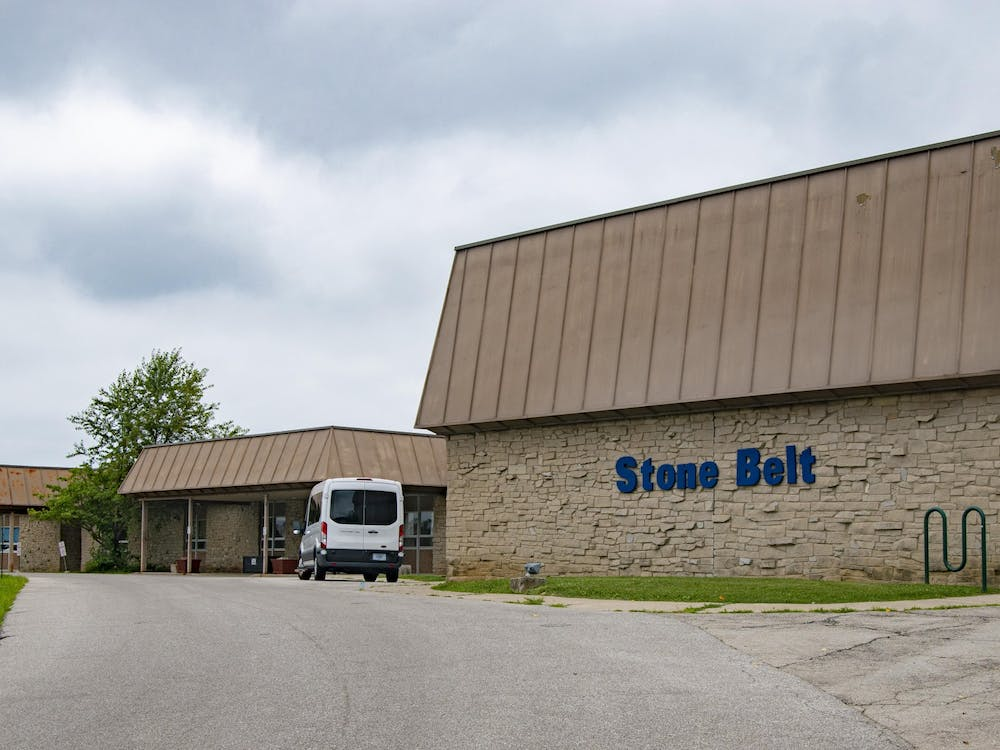 One of Bloomington's two Stone Belt Arc building locations is pictured. The nonprofit Stone Belt organization supports people with disabilities.