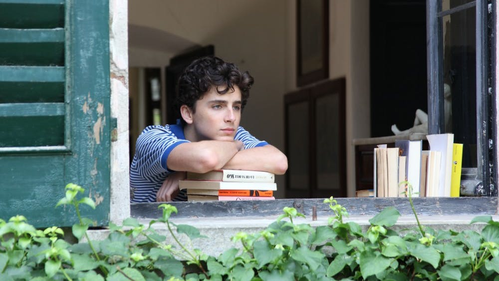 """In """"Call Me By Your Name,"""" Elio Perlman is spending the summer with his family at their vacation home in Lombardy, Italy. When his father hires a handsome doctoral student, the curious 17-year-old finds himself developing a growing attraction to the young man."""