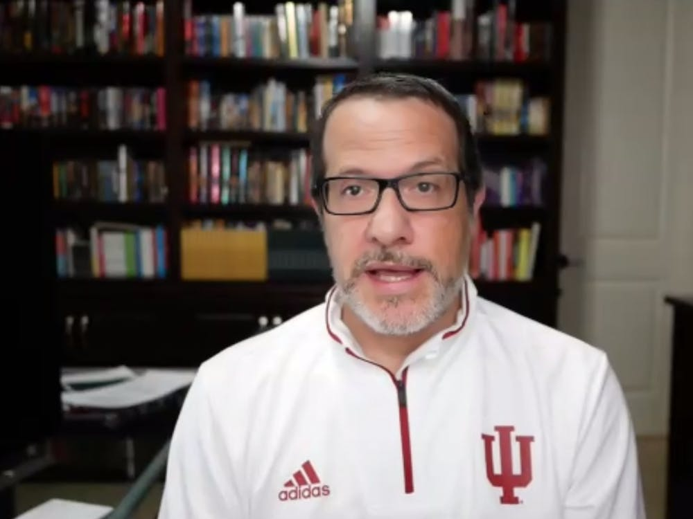 Dr. Aaron Carroll,IU's director of mitigation testing, said Wednesday he is not concerned about the prevalenceof COVID-19 on campus in preparation for students returning in February. IU reported a 0.39% COVID-19 positivity rate during the week of Jan. 10-16.
