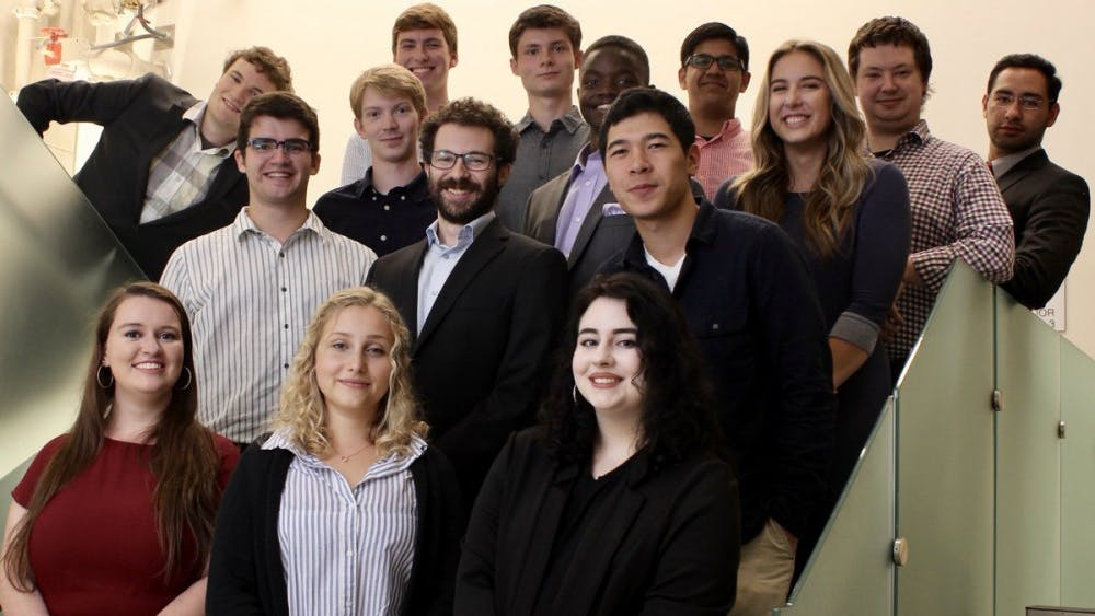 The IU Debate Team returned home from a tournament two weeks ago at Wake Forest University, where the varsity team finished 23rd out of 340 competitors. The team is on track to qualify for the National Debate Tournament again in 2018.